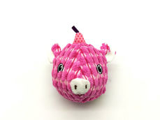 Picture of Ball Shaped Animal Toy (Piggy)