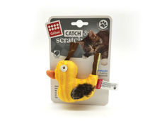 Picture of GIGWI Catch & Scratch Duck with Catnips