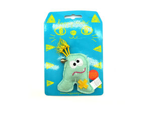 Picture of HappyMeow Monster Cat Toy With Catnips