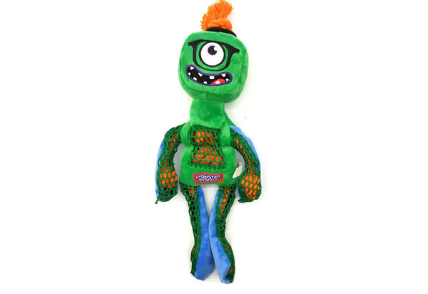 Picture of GIGWI Monster Rope Long Plush (Green)