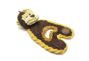 Picture of CP Cuddle Hug Monkey Dog Toy