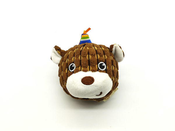Picture of Ball-shaped Animal Toy (Bear)