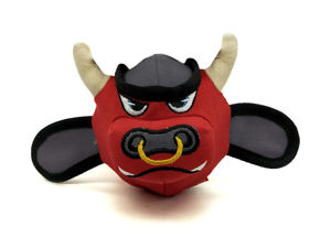 Picture of GIGWI Red Ox Duraball